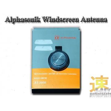 Alphasonik Windscreen Antenna
