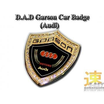 DAD Audi Badge