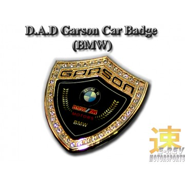DAD BMW Badge