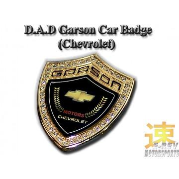 DAD Chevrolet Badge