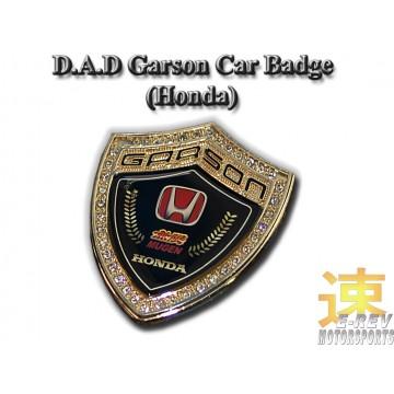 DAD Honda Badge