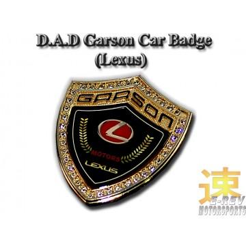 DAD Lexus Badge
