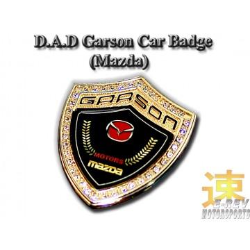 DAD Mazda Badge