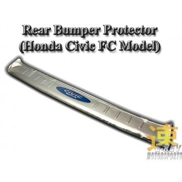 Honda Civic FC Rear Bumper Protector