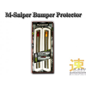 M Sniper Bumper Guard (White)