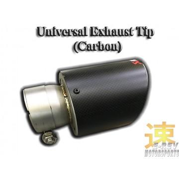 Universal Exhaust Tip (125)