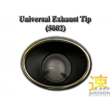 Universal Exhaust Tip (5002)