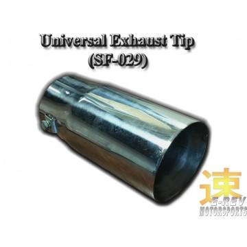 Universal Exhaust Tip (029)