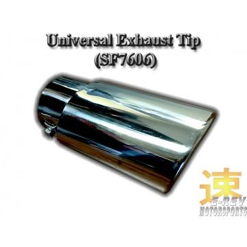Universal Exhaust Tip (7606)