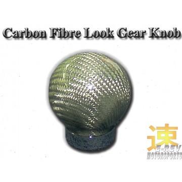 Carbon Fibre Look Manual Gear Knob