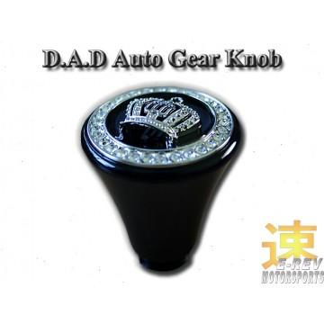 DAD Type Design Gear Knob