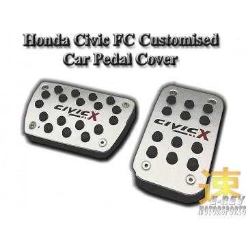 Honda Civic FC Type Car Pedal