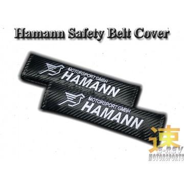 Hamann Carbon Fibre Look Seat Belt Cushion