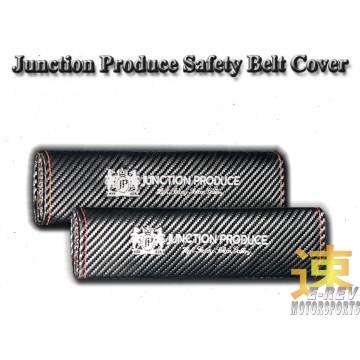 Junction Produce Carbon Fibre Look Seat Belt Cushion