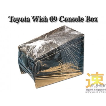 Toyota Wish Console Box
