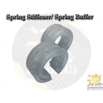 Spring Stiffener - White