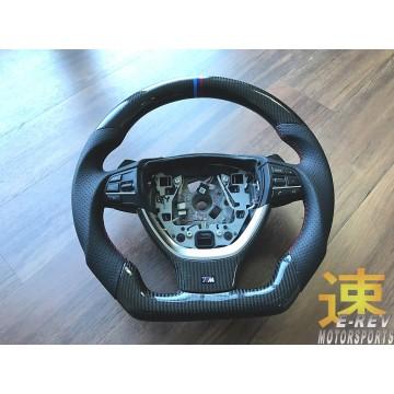 BMW F10 Carbon Steering Wheel