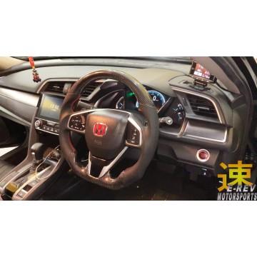 Honda Civic FC Carbon Steering Wheel
