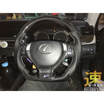 Lexus RX200T Carbon Fibre Steering Wheel
