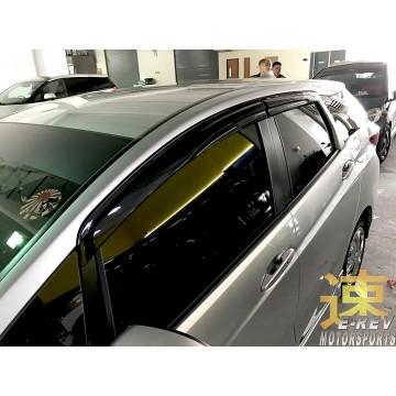 Honda Shuttle Mugen Style Window Visor