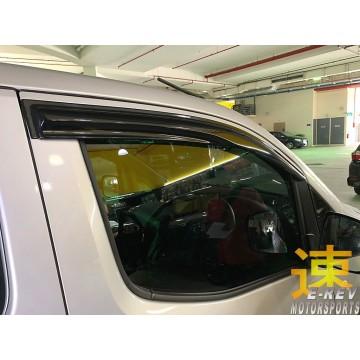 Nissan NV200 Window Visor