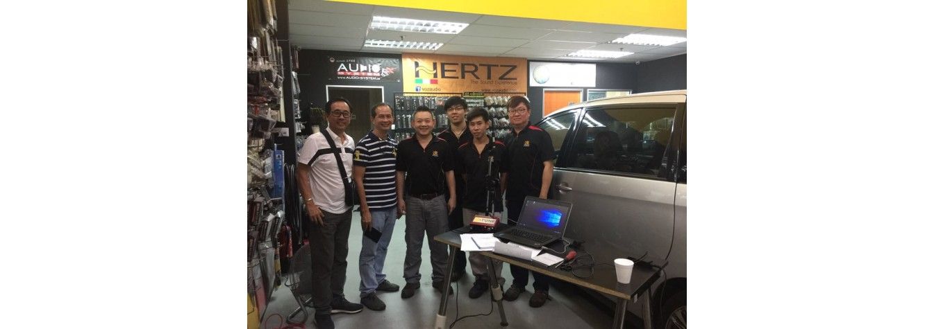 Audio System Tuning Course