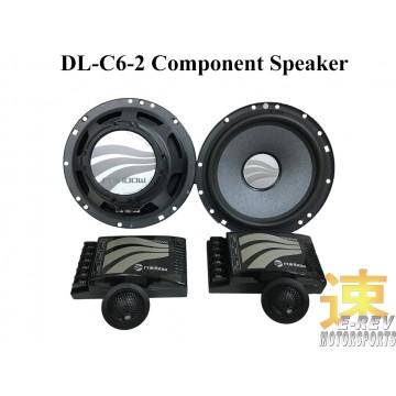 Rainbow Component Speakers (DL-C6.2)
