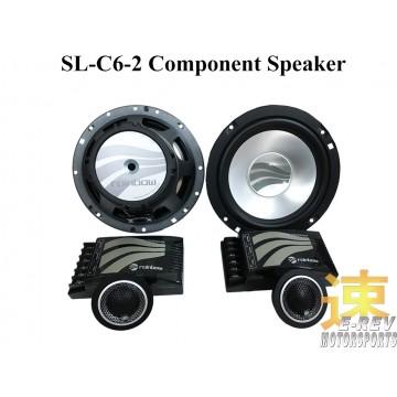 Rainbow Component Speakers (SL-C6.2)
