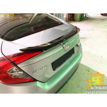Honda Civic FC Rear Boot Spoiler
