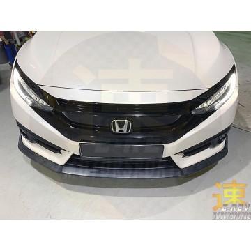 Honda Civic FC Front Bumper Lip