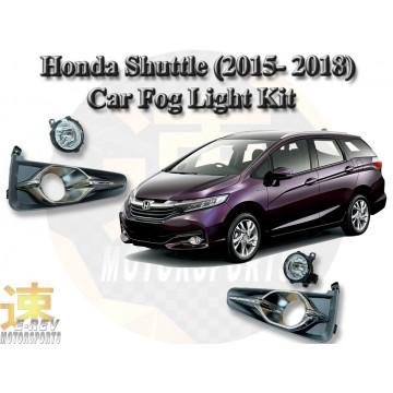 Honda Shuttle Fog Light