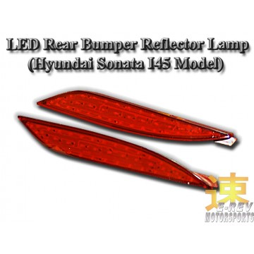Hyundai Sonata I45 Rear Bumper Reflector Light
