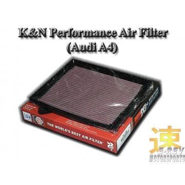 K&N Air Filter - Audi A4