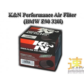 K&N Air Filter - BMW E90