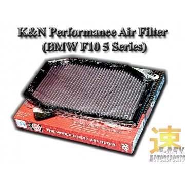 K&N Air Filter - BMW F10