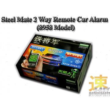 Steelmate 8958 2 Way Remote Start Car Alarm System