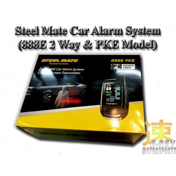 Steelmate 888E 2 Way PKE Car Alarm System