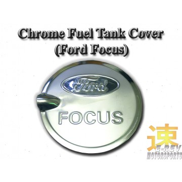Ford Focus 2007 Chrome Fuel Tank Cover
