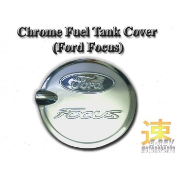 Ford Focus 2012 Chrome Fuel Tank Cover
