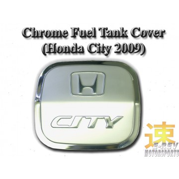Honda City 2009 Chrome Fuel Tank Cover