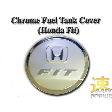 Honda Fit GD Chrome Fuel Tank Cover