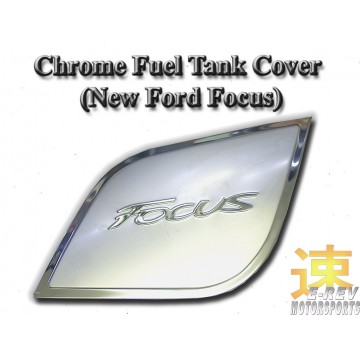 Ford Focus 2015 Chrome Fuel Tank Cover