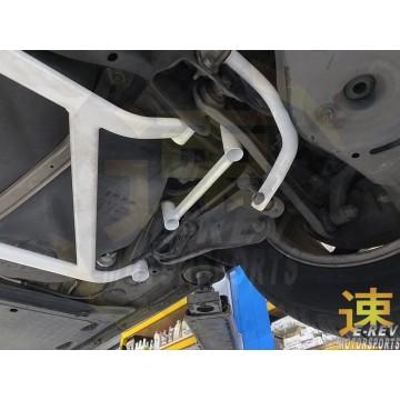 Volkswagen Passat B7 Rear Lower Side Arm Bar