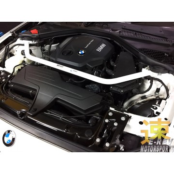 BMW F20 2.0D Front Bar