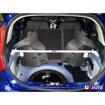 Ford Fiesta MK7 2008 Rear Bar