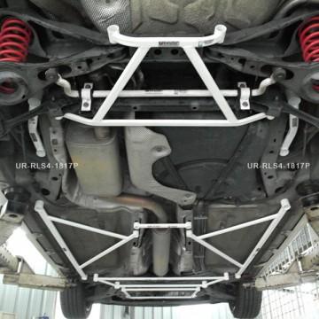 Ford Focus MK2 1.8 Rear Lower Side Arm Bar