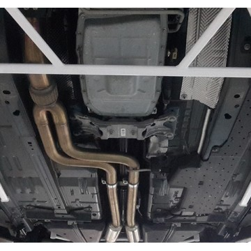 Ford Mustang 2015 Side Bar