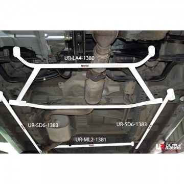 Honda Odyssey RA1 Middle Lower Arm Bar