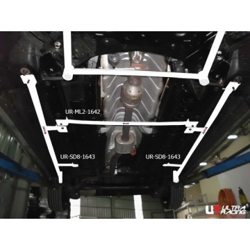 Hyundai I30 GD Side Bar