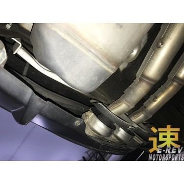 Hyundai Veloster Turbo Rear Torsion Bar